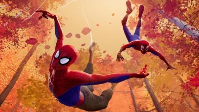 《蜘蛛侠:平行宇宙》跳出舒适圈 开启多元宇宙空间
