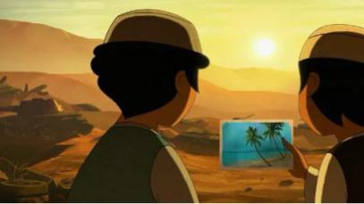 開年最美動畫 《養家之人》用神話穿透繁重黑暗