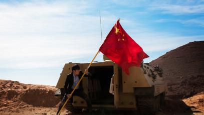 《中国推销员》是《战狼》的跟风之作?非也!