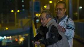 """《家和万事惊》""""吴镇宇哭了""""原片片段"""