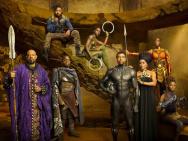奥斯卡入围影片庆祝图 《黑豹》为超英电影创历史