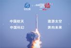 """2019年1月21日,在酒泉卫星发射中心,长征火箭成功将带有电影《流浪地球》片名的""""吉林一号""""光谱02星发射升空。长光卫星搭载《流浪地球》发射成功不仅是国产电影首次上太空,同时还代表着电影《流浪地球》突破了地与空的界限,电影《流浪地球》将会和中国航天人一起,在新的领域不断探索勇敢前进。"""