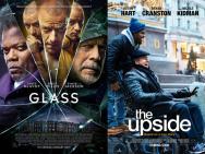 北美票房:《玻璃先生》連冠 海瑟薇《寧靜》撲街