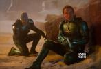 备受期待的影片《惊奇队长》于今日公布了一批剧照。在剧照上,影片中几乎所有主要人物,包括指控者罗南、星际力量成员、克里人的学者米勒娃博士等角色,都一一悉数亮相。