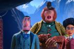 《遗失的环节》预告 莱卡工作室再出定格动画力作