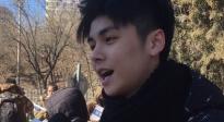"""高颜值广东男生""""北影""""艺考 苦练普通话"""