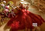 近日,在《惊奇队长》上映后,摄影杂志《Porter》于2017年冬季为饰演惊奇队长的布丽·拉尔森拍摄的一组复古写真再度被翻出。写真中,布丽·拉尔森身着红色拖地纱裙,神态妩媚。