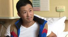 吴京拍新片腿部重伤 5年前住院视频曝光