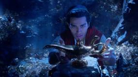 《阿拉丁》预告片 风格搞笑重返童话世界