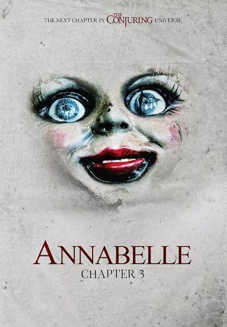 《安娜贝尔3》定名 温子仁:有鬼娃的《奇妙夜》