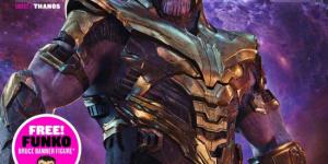 《復仇者聯盟4》登《帝國》封面 滅霸強勢霸屏!