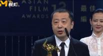 贾樟柯亚洲电影大奖三度获奖 揭秘《江湖儿女》的由来