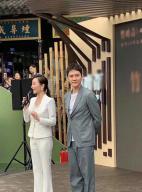 冯绍峰升级奶爸后首公开亮相 风度翩翩状态好!