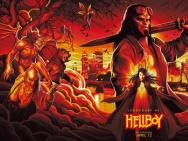 《地狱男爵:血皇后崛起》曝新海报 多人造型首秀