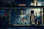 温子仁曝《安娜贝尔3》定妆照 贝尔娃娃恐怖亮相