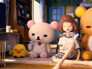 轻松熊动画首批剧照曝光 小薰和熊吃遍各种美食
