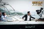 《反贪风暴4》首日夺冠 古天乐林峯上演监狱风云