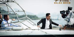 《反貪風暴4》首日奪冠 古天樂林峯上演監獄風云