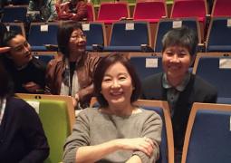 網友三天兩次偶遇林青霞曬照 65歲擁有凍齡美貌