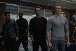 《复仇者联盟4》首次网曝正片片段 美国队长爆粗