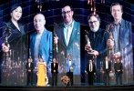 """第九届北京国际电影节于4月13日晚正式开幕,接下来的一周时间里,主竞赛单元""""天坛奖""""、北京展映等七大主体单元及其他300余项北影节活动将陆续举行。"""