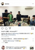 """周杰伦晒视频变魔术""""撩""""粉 王俊凯全程迷弟脸"""