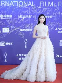 北影节闭幕红毯 刘嘉玲佟丽娅关晓彤惊艳亮相