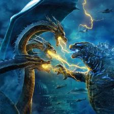 哥斯拉2:怪兽之王