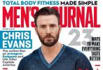 """""""美队""""克里斯·埃文斯为杂志《Men's Journal》拍摄一组最新写真大片,服装造型主要是牛仔服以及灰色和蓝色的T恤和内衣,尽显成熟型男魅力。照片中,他也露出招牌笑容,完全是一副开朗阳光的大男孩模样。"""