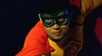 """大鹏变身""""超级英雄"""" CCTV6电影频道4月28日15:34播出《煎饼侠》"""