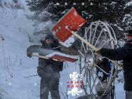 《雪暴》今上映曝人物海报 嗜血枪战尽显暴力美学