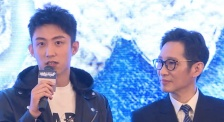 《破冰行动》发布会 黄景瑜现场呼吁青少年远离毒品