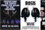 《黑衣人》三部曲上影节重映 跨时空汇聚宇宙狂欢
