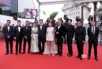 法国时间5月18日,第72届戛纳国际电影节进入第五日,迎来了由刁亦男执导,胡歌、桂纶镁、廖凡、万茜等主演的影片《南方车站的聚会》的首映式,好莱坞大导演昆汀·塔伦蒂诺也把自己在今年戛纳的初登场献给了中国电影。西班牙电影大师阿莫多瓦则携《痛苦与荣耀》主创出席了新闻发布会,真情回顾了自己的创作历程。
