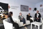 《大河唱》主创出席戛纳电影节音乐纪录电影论坛