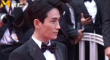 朱一龙首次亮相戛纳红毯尽显绅士范 透露未来计划是拍电影