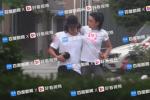 """""""龙女郎""""张蓝心曝恋情? 男方系《喜欢你》导演"""