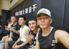 楊洋杜江張哲瀚一起打籃球 網友:神奇的朋友圈!