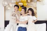 李冰冰攜外甥外甥少女拍攝時尚大片 網友:基因強大
