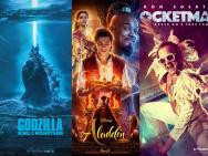 北美票房:《哥斯拉2》登頂榜首 4900萬開局不利