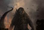 """""""怪兽宇宙""""系列电影第三部力作《哥斯拉2:怪兽之王》正在全国热映中,截至目前票房已破5亿大关,震天撼地的史诗级怪兽大战也让观众直呼""""过瘾""""""""爽翻"""",绝对是近期的最爽大片。今日影片惊喜曝光海量概念设计图,绝美壮观的画面将影片中的几场激燃大战场面一一呈现,让人感叹影片最终的还原效果堪称完美,并且更添震撼与力量。"""