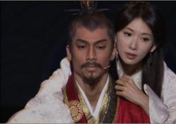 緣分來了擋不住!林志玲與丈夫舞臺劇形象曝光