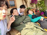 劉憲華回歸蘑菇屋曝路透 一家人就要整整齊齊的!