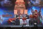 緊接《復仇者聯盟4》,漫威宇宙新作《蜘蛛俠:英雄遠征》即將于6月28日—提前北美四天上映,引爆粉絲期待。6月11日,導演喬·沃茨也與主演湯姆·霍蘭德、杰克·吉倫哈爾攜手亮相北京,與中國影迷零距離互動。