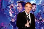 昆汀為《復聯4》狂補MCU電影 曝最愛《雷神3》