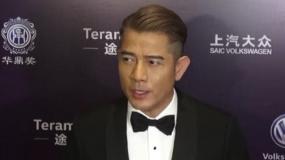 郭富城透露最新电影作品 和梁朝伟对手戏角色大有突破