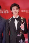 《上海堡垒》出席上影节红毯 鹿晗与舒淇合作融洽