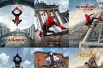 神還原!《蜘蛛俠2》與《黃金神威》聯動海報曝光
