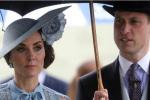 英王室又出车祸 威廉王子夫妇车队将老妇撞致重伤