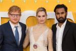 丹尼·鮑爾《昨日》倫敦首映 灰姑娘黃老板亮相